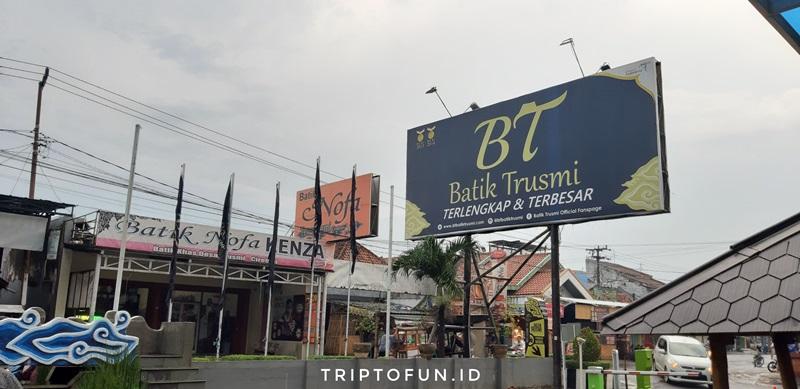 lokasi_batik_trusmi_cirebon