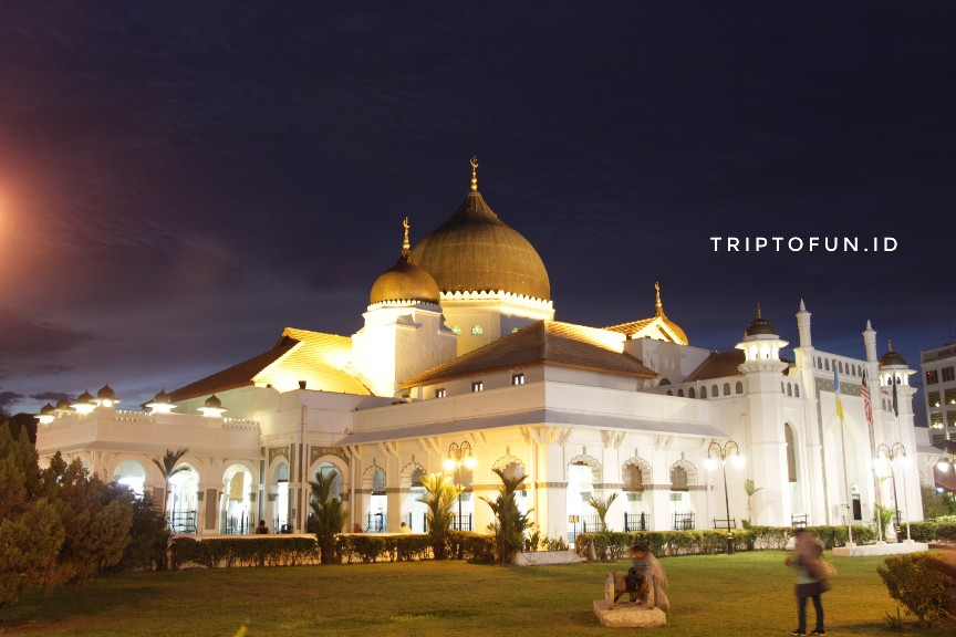 masjid kapitan keling penang