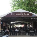 esplanade park food court penang