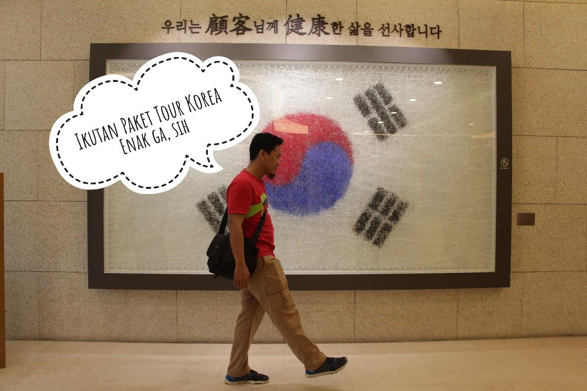 ikutan paket tour korea