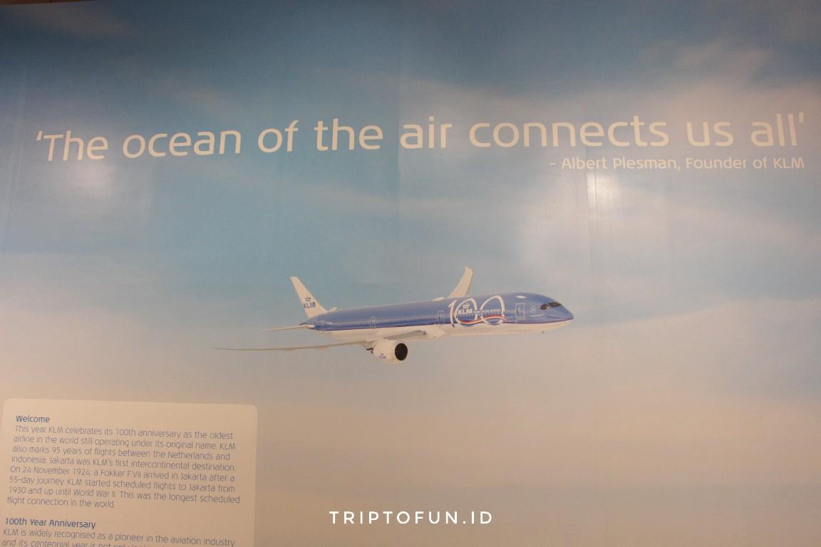 KLM_100_years