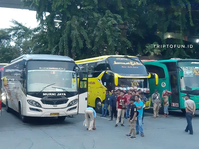 bus jakarta wonosobo