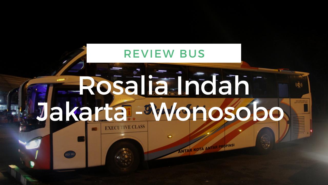 bus rosalia indah jakarta wonosobo
