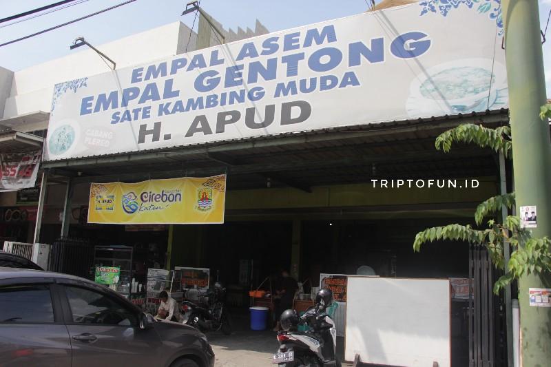 alamat empal gentong haji apud