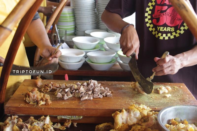 membuat empal gentong haji apud