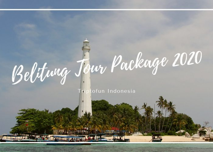 belitung holiday package