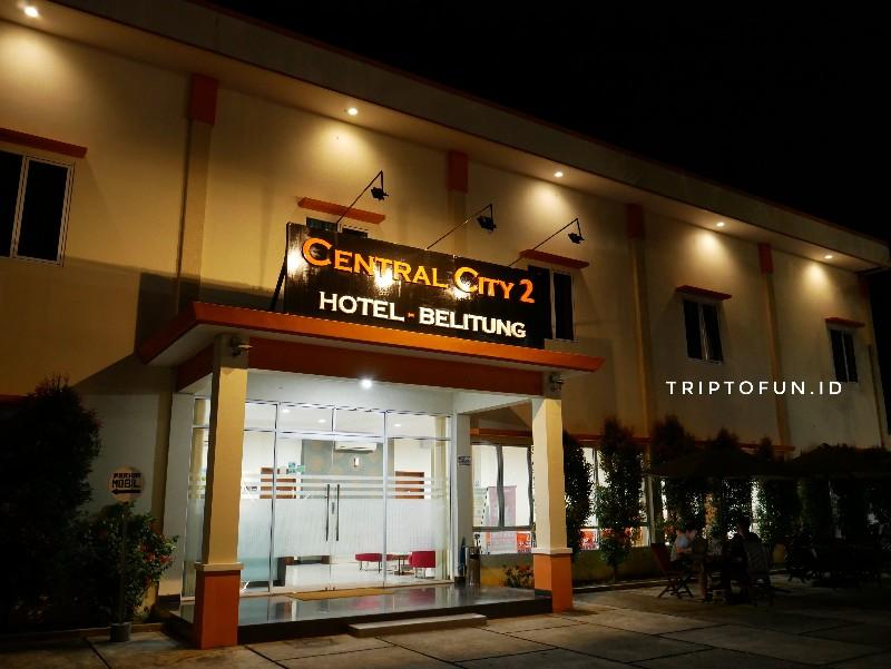 bangunan hotel central city 2