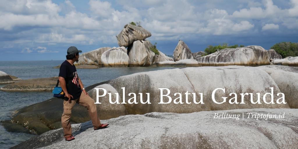 obyek wisata pulau batu garuda