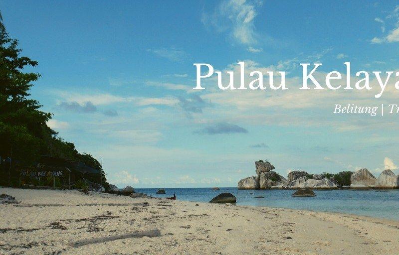 obyek wisata pulau kelayang belitung