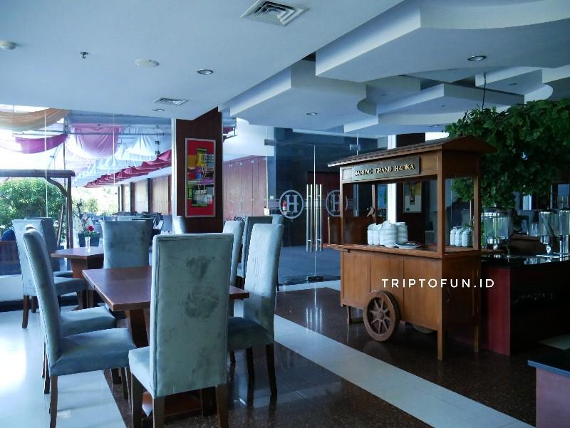 kemuning restaurant hotel grand hatika