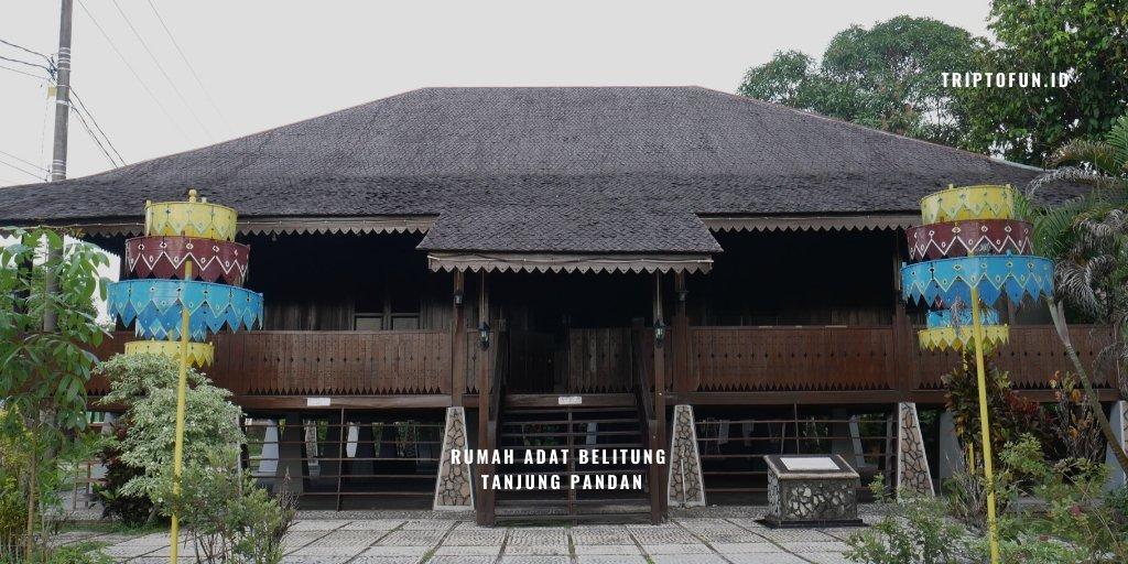 rumah tradisional belitung