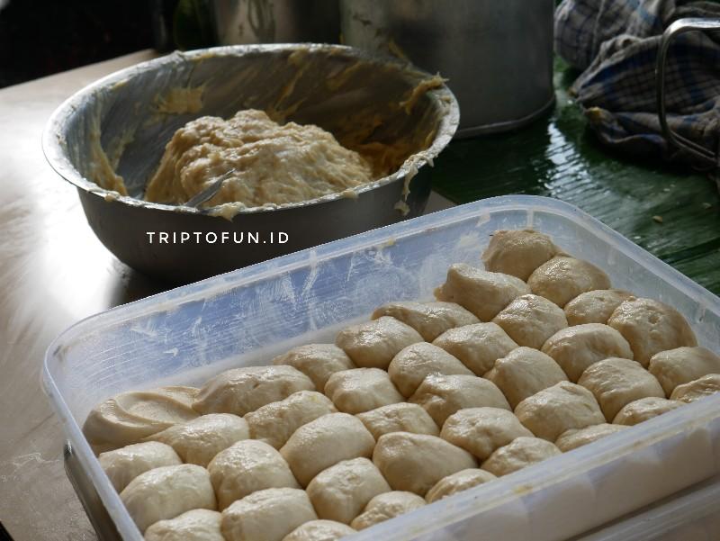 bahan membuat martabak durian khas aceh