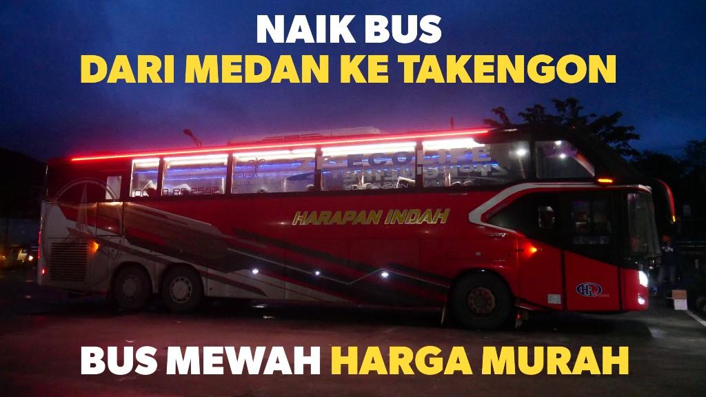 bus harapan indah