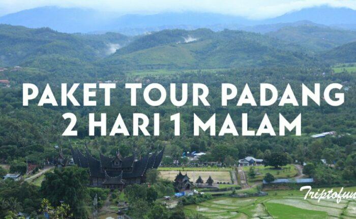paket tour padang 2d1n