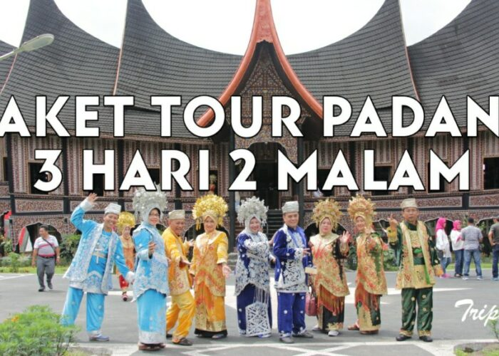 paket tour padang 3d2n