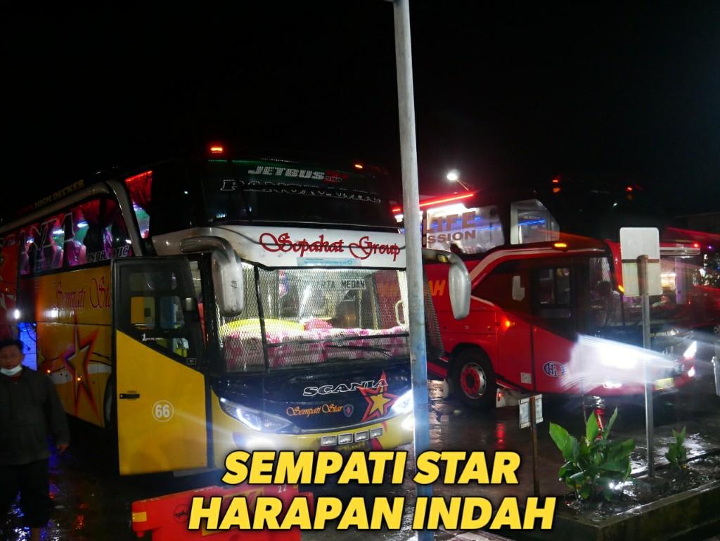 bus medan takengon