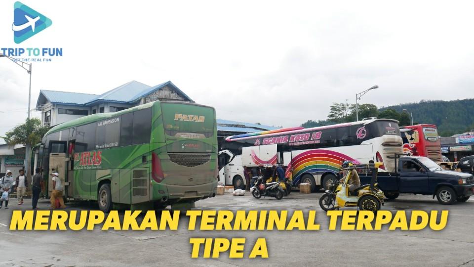 terminal terpadu tipe A Takengon