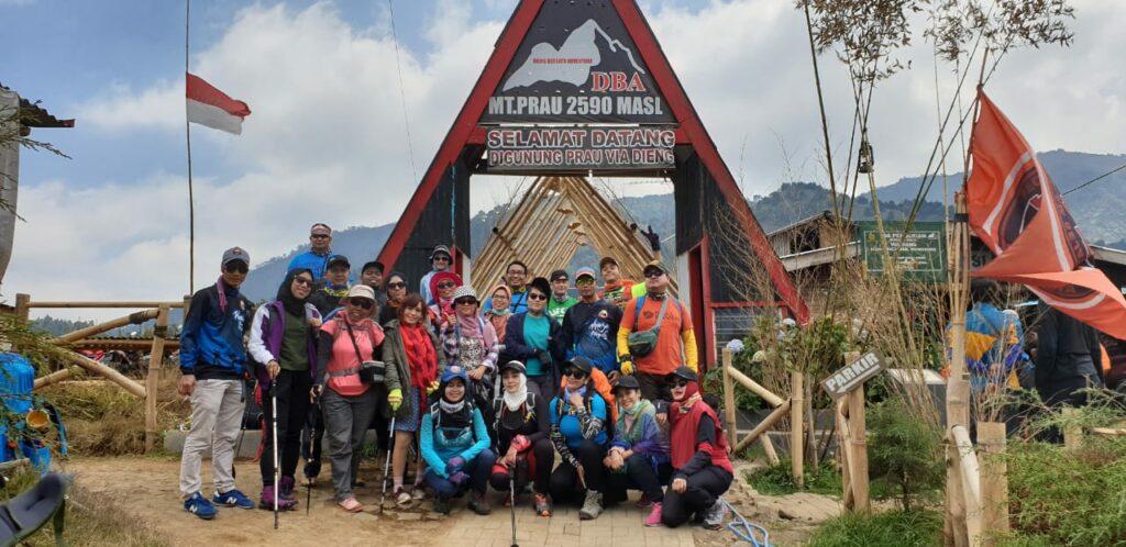 open trip gunung prau jalur dieng